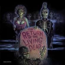 Filmmusik: Return Of The Living Dead (Limited Edition) (Blood Red Splatter Vinyl), LP
