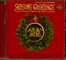 Felix Slatkin: Seasons Greetings: The Fantastic Strings Of Felix Slatkin, CD