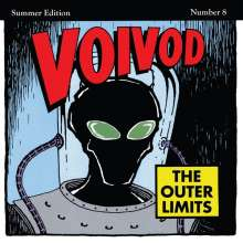 Voivod: The Outer Limits (Limited Edition) (Blue & Black Swirl Vinyl), LP