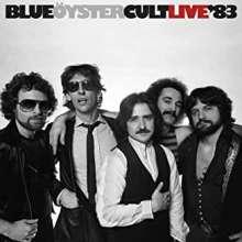 Blue Öyster Cult: Live '83, CD