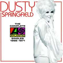 Dusty Springfield: The Complete Atlantic Singles 1968 - 1971, CD