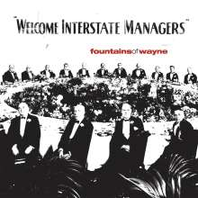 Fountains Of Wayne: Welcome Interstate Managers (Limited Edition) (Red Vinyl), 2 LPs