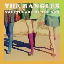 The Bangles: Sweetheart Of The Sun (Limited Edition) (Translucent Petrol Vinyl), LP