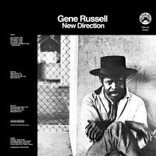 Gene Russell (1932-1981): New Direction (remastered), LP