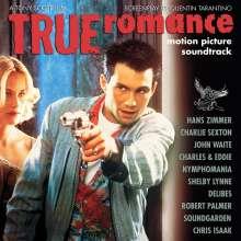 Filmmusik: True Romance (Blue & Magenta Splatter Vinyl), LP