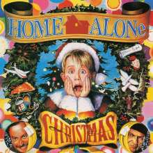Filmmusik: Home Alone Christmas (Limited Edition) (Red/Green Swirled Vinyl), LP