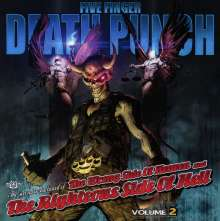 Five Finger Death Punch: The Wrong Side Of Heaven And The Righteous Side Of Hell Vol. 2, CD
