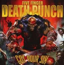 Five Finger Death Punch: Got Your Six, CD