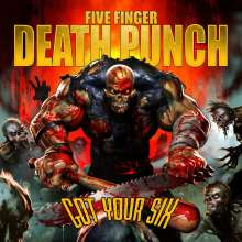 Five Finger Death Punch: Got Your Six (Limited-Deluxe-Edition), CD
