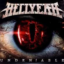 Hellyeah: Unden!able (180g) (Limited Edition) (White Vinyl), LP