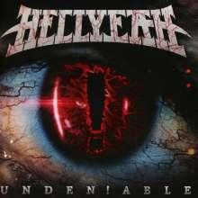 Hellyeah: Unden!able, CD