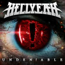 Hellyeah: Unden!able (Deluxe-Edition), CD