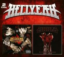 Hellyeah: Band Of Brothers / Blood For Blood, 2 CDs