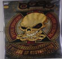 Five Finger Death Punch: A Decade Of Destruction (Limited-Edition) (Red Vinyl), 2 LPs