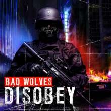 Bad Wolves: Disobey, CD