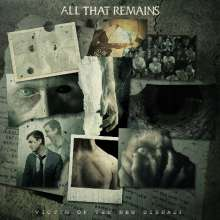 All That Remains: Victim Of The New Disease, CD