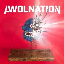Awolnation: Angel Miners And The Lightning Riders, CD