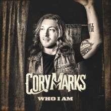 Cory Marks: Who I Am (Clear/Black/Gold Swirl Vinyl), LP