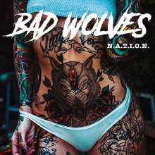 Bad Wolves: N.A.T.I.O.N., CD