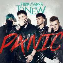 From Ashes To New: Panic, CD