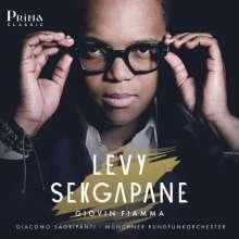 Levy Sekgapane - Giovin Fiamma, CD