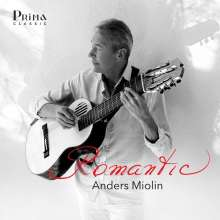 Anders Miolin - Romantic, CD