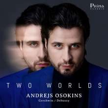 Andrejs Osokins  - Two Worlds, CD