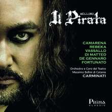 Vincenzo Bellini (1801-1835): Il Pirata, 3 CDs
