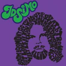 JD Simo: Off At Eleven, LP