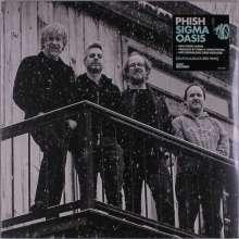 Phish: Sigma Oasis (Seafoam/Black Split Vinyl), 2 LPs