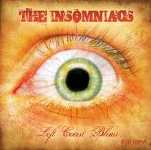 Insomniacs: Left Coast Blues, CD