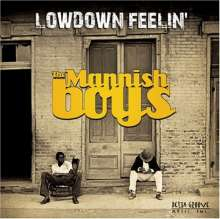The Mannish Boys: Lowdown Feelin', CD