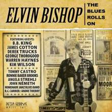Elvin Bishop: The Blues Rolls On, CD