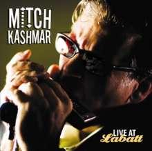Mitch Kashmar: Live At Labatt, CD