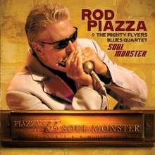 Rod Piazza: Soul Monster, CD