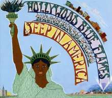 The Hollywood Blue Flames: Deep In America, 2 CDs