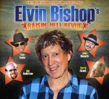 Elvin Bishop: Raisin' Hell Revue (Live), CD