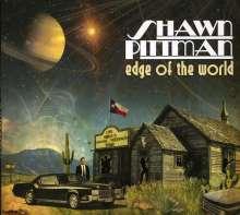 Shawn Pittman: Edge Of The World, CD