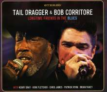 Tail Dragger & Bob Corritore: Longtime Friends In The Blues, CD