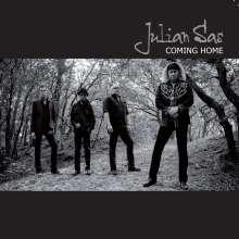 Julian Sas: Coming Home, CD