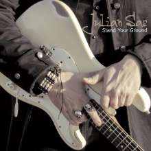 Julian Sas: Stand Your Ground, CD