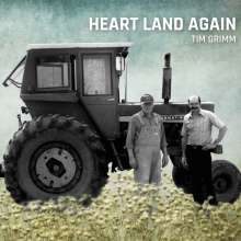 Tim Grimm: Heart Land Again, CD
