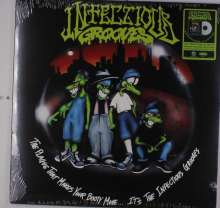Infectious Grooves: The Plague That Makes Your Booty Move...(remastered) (Limited-Edition) (Glow In The Dark Vinyl), LP
