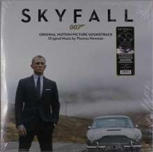 Thomas Newman (geb. 1955): Filmmusik: Skyfall (O.S.T.) (remastered) (180g) (Limited-Numbered-Edition), 2 LPs