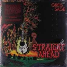 Greg Sage: Straight Ahead (remastered), LP