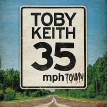 Toby Keith: 35 MPH Town, CD