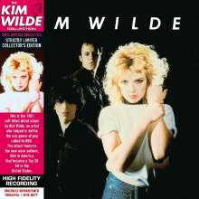 Kim Wilde: Kim Wilde (Limited Collector's Edition Vinyl Replica), CD