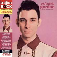 Robert Gordon: Robert Gordon With Link Wray (Limited Collector's Edition), CD