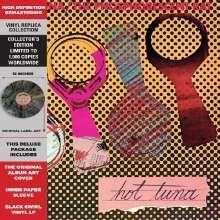 Hot Tuna: Phosphorescent Rat (remastered) (Limited-Edition) (Black/Grey Marbled Vinyl), LP