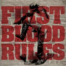 First Blood: Rules (Limited-Edition) (Clear Red Vinyl), LP